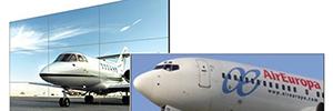 Caverin proporciona el equipamiento AV a las oficinas de Globalia en Mallorca