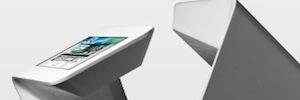LPL Multimedia ofrece con sus kioscos Solid Surface comunicación interactiva a la medida
