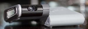 Lenovo Pocket Project: picoproyector de 50 lúmenes y comunicación inalámbrica