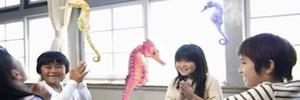 Magic Leap desvela el potencial interactivo de su tecnología de realidad cinemática