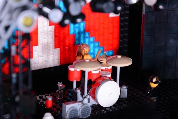 Martin Audio - Lego Glastonbury