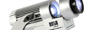 Martin Rush Gobo Projector 1 for fixed installations in interior
