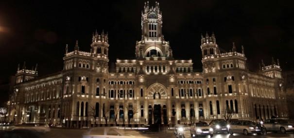 Philips proyecto iluminacion Madrid