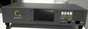 Quantum Data facilita la prueba de pantallas UHD – 4K con su nuevo generador de señales 804B