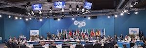 La última Cumbre del G20 en Australia confía en la infraestructura de red y comunicaciones de Riedel