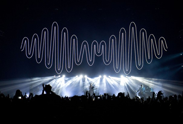 Robe Arctic Monkeys Brasil (Foto: Agnieszka Gonerska)