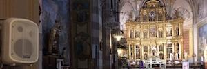 Sistemas de FBT y Sennheiser para ofrecer la mejor calidad de sonido en iglesias