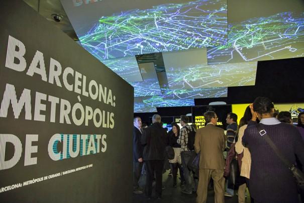 Sono exposicion Metropolis Barcelona