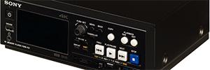 Sony PMW-PZ1: reproducción multiformato 4K y HD, idóneo para digital signage y proyección