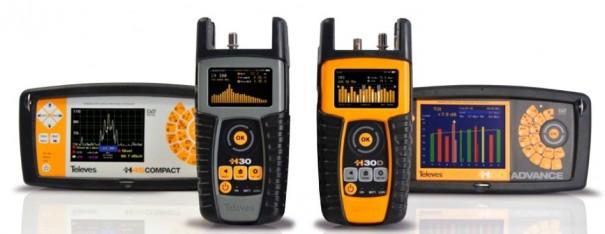 Televes medidores H30 y H60