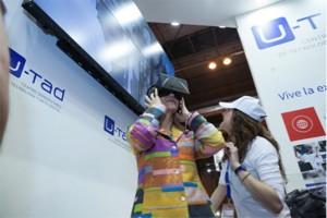 U-tad realidad virtual