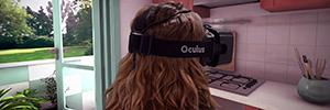 La realidad virtual y Oculus Rift permiten elegir la cocina de tus sueños en Leroy Merlin