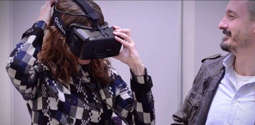 La realidad virtual y oculus rift permiten elegir la cocina de tus sue os en - Leroy merlin magazine ...