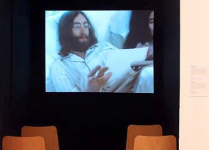 Vitelsa en la Termica. Exposicion Lennon Yoko Ono Suite 1742