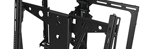 Vogel's PFW 6880: support for mounting of video walls with ejection system