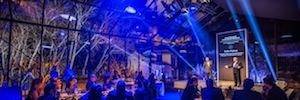 Sono realiza la producción técnica y AV de los Volkswagen Excellence Awards 2015