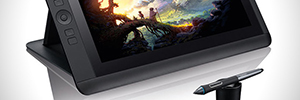 Wacom Cintiq 13H Touch: tablet para diseñadores de contenido digital