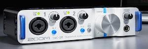 Adagio Distribución: nueva interfaz de audio Zoom TAC-2R