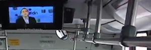 México DF apuesta por el digital signage de Ateire en su transporte público