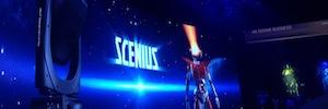 Stonex: Prolight+Sound 2015 reunió las novedades en iluminación profesional de sus marcas