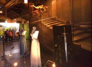Exposicion Juego de Tronos Madrid Samsung