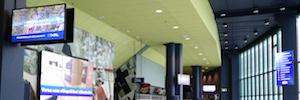 Hartwall Arena de Helsinki despliega una red de digital signage de 240 pantallas