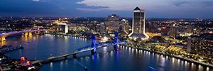 San Diego y Jacksonville realizan pruebas piloto de la tecnología Led de General Electric en el alumbrado público