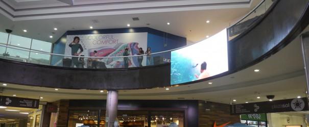 Led&Go en el centro comercial Jockey Plaza de Lima