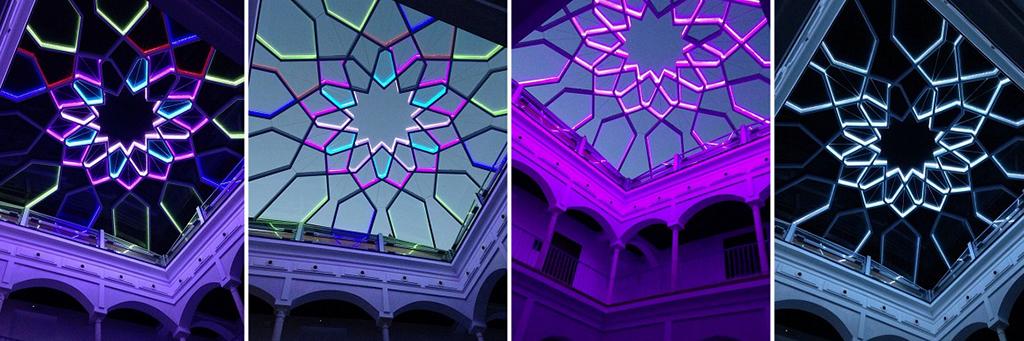 El Hotel Boutique Palacio Pinello automatiza su iluminación con la tecnología DMX de Loxone
