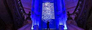 Moment Factory y Barco llevan la experiencia inmersiva al universo de la moda del diseñador Gaultier