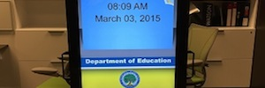 Navori brings digital dynamic signage to the network of the U.S. Department of education