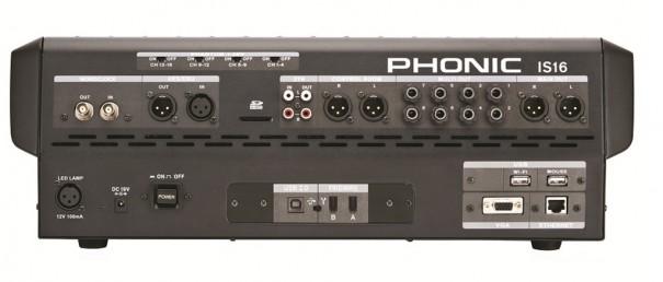Phonic IS16