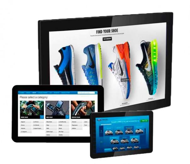 ProDVX pantallas tactiles
