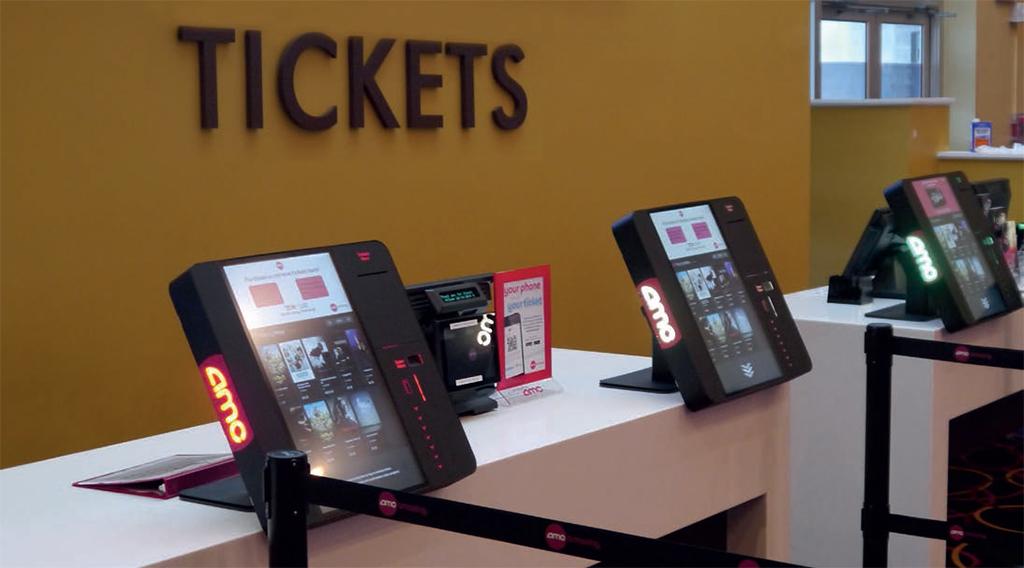 Amc Theaters Optimized Cinemas Ticket Sales With Digital