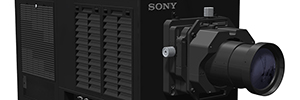 Sony SRX-R515DS: projection dual 4 K for screens of cinema of Grand format