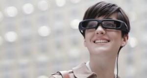 Sony SmartEyeGlasses VerbaVoice