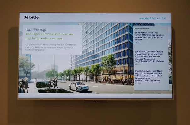 Sony en The Edge Deloitte