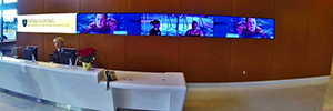 Spaulding Boston impulsa la experiencia de los pacientes con una red de digital signage