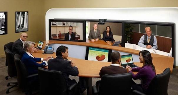 TD Azlan Hipercom Cisco Telepresence