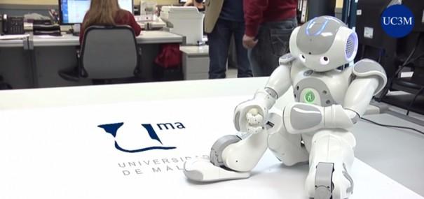 UC3M Robot terapeuta