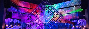 Eurovisión celebró su 60 aniversario con las soluciones de visualización aportadas por XL Video