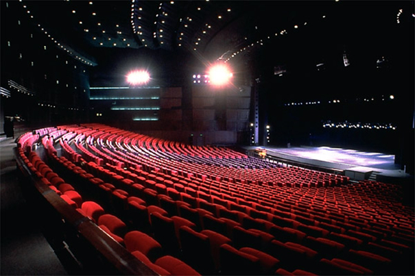 The palais des congr s de paris chooses ssl technology to revamp your sound system - Adresse palais des congres paris porte maillot ...