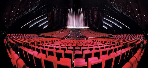 Auditorio Palais Congres de Paris