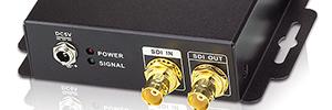 Aten VC480 convierte las señales de alta definición a HDMI en tiempo real