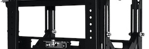 B-Tech BT8310: for video walls or screens mosaic mounting solution