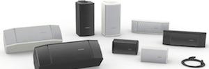 Bose RoomMatch Utility, diseñados para reforzar la calidad de audio