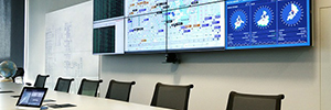 British Airways renews its Crisis Management Center with AMX AV solutions