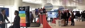Crambo ofrece una visión en 360º de soluciones AV y de digital signage para mercados verticales