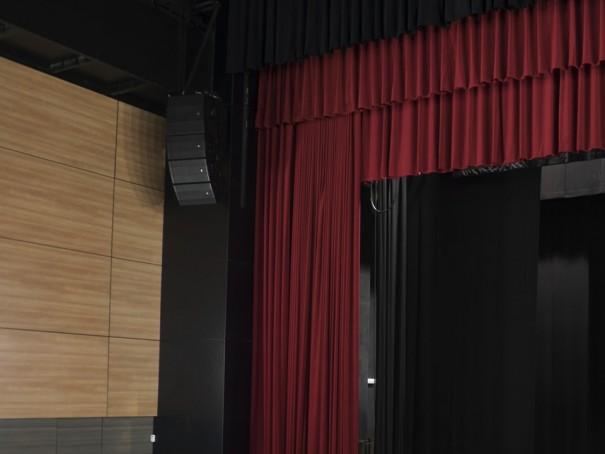 DAS Audio Centro Cultural Tafalla Elkom Sonido