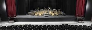 El Centro Cultural de Tafalla confía su sonorización en los sistemas de D.A.S. Audio